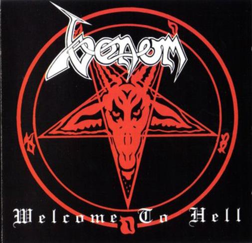 COLORES DE ADORACIÓN AL DEMONIO - Página 2 Venom-welcome-to-hell