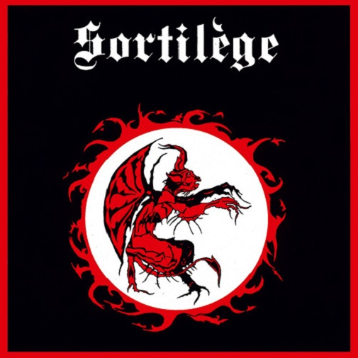 Sortilege EP Cover