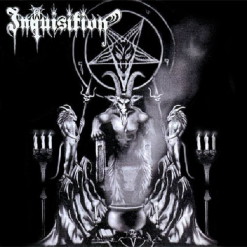 Inquisition Invoking cover