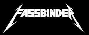 cinemetal fassbinder logo