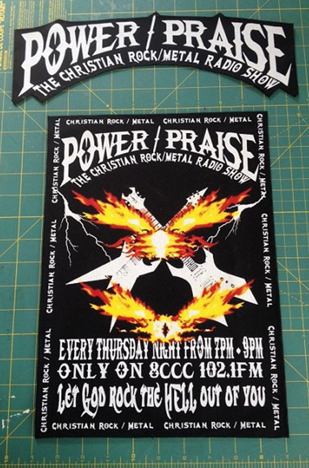 power and praise christian metal radio