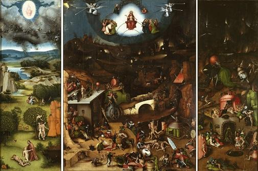 Bosch - Last Judgement Small