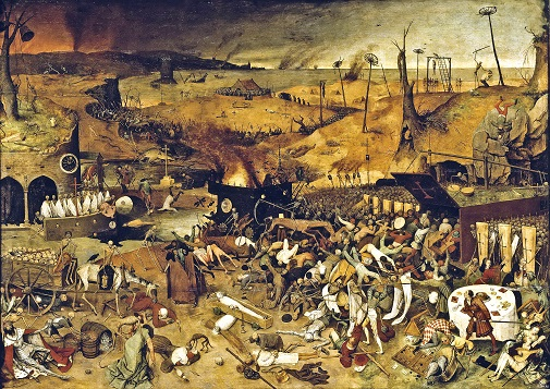 Bruegel - Triumph of Death Small