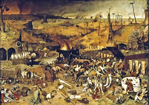 Bruegel - Triumph of Death Small