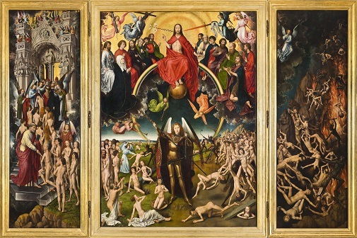 Memling - Last Judgement Small