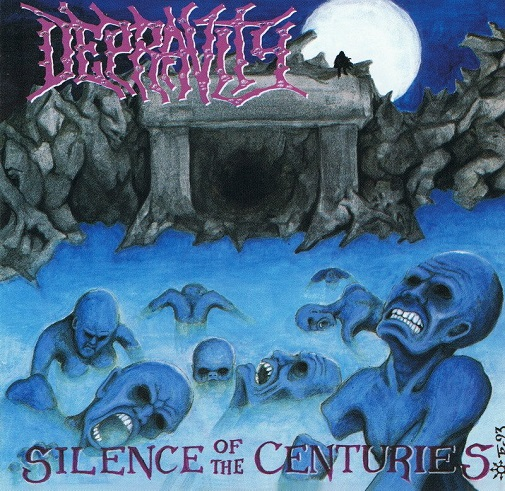 depravity silence of the centuries original cover