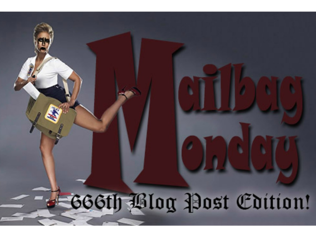 Mailbag Monday 77 - EEEEVIL 666th Blog Post Edition! • What is ...